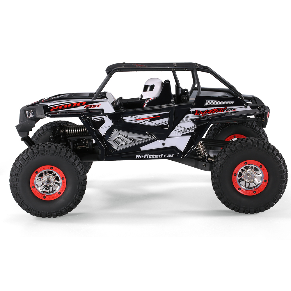 Cool Remote Control Climbing Car SUV 10428-B2 110 2.4G 4WD Electronic Rock Crawler Off-Road Buggy Desert Baja RC Cars RTR (5)