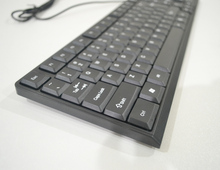 MAORONG TRADING USB/PS/2 interface single keyboard wired the business office keyboard waterproof keyboard for Lenovo 308