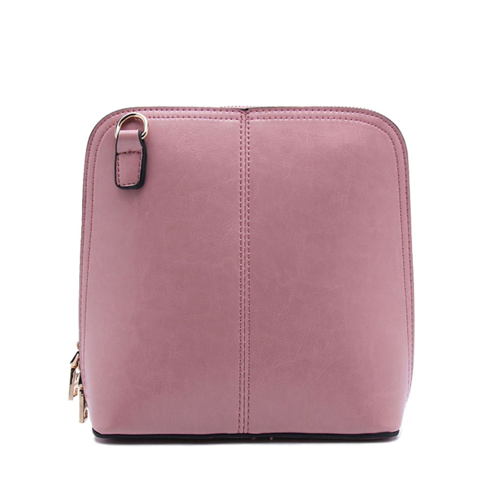 ZENTEII Women Split Leather Cross Body Shoulder Bag <br>