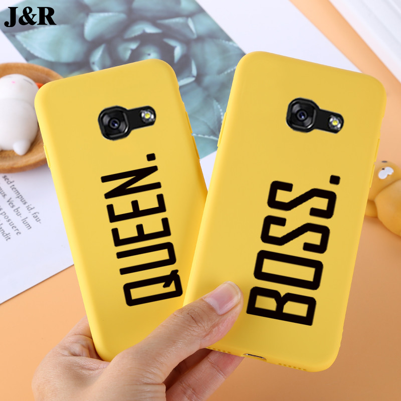 Case For Samsung Galaxy A5 2017 Case Soft Silicone For Samsung A5 2017 A520F TPU Phone Back Cover Cases Cute A3 A7 2017