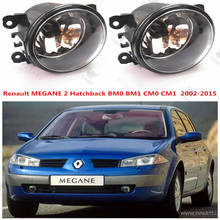 for RENAULT MEGANE II (BM0/1_CM0/1) 2002+2015Front bumper light Original Fog Lights lamp Halogen car styling 1SET .8200074008