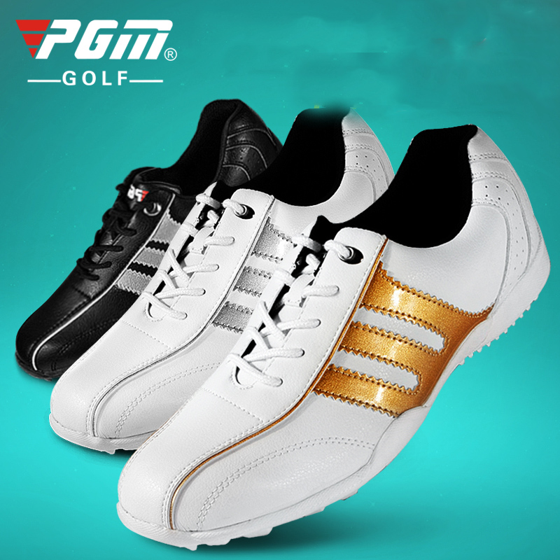 Special impulse! Genuine Golf golf shoes PGM mens sports shoes breathable non slip 6 color<br>