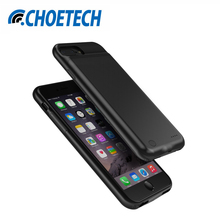CHOETECH For iPhone 7/8 Plus Battery Charger Case 5.5inch 3300mAh Portable Power Bank Charging Case for iPhone 6 Plus/6splus(China)