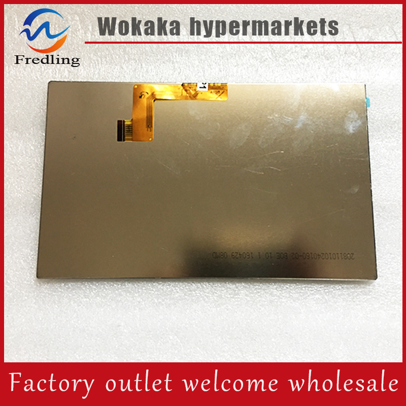 New LCD Screen Matrix For 10.1 inch Tablet MF1011683001A inner LCD Display panel Module Glass Lens Replacement FreeShipping<br>