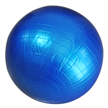 65cm Exercise Fitness Aerobic Ball For GYM YoGa Pilates Pregnancy Birthing Swiss + inflated pump(China)