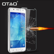 For Samsung Galaxy S2 S3 S4 S5 S6 A3 A5 A7 A8 A9 Tempered Glass Screen Protector Film HD Explosion Proof  9H 2.5D Anti Crash