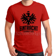 Germany Eintracht Frankfurt club Frankfurt am Main SGE Die Adler Eagle fan red T shirt Camiseta Marc Stendera Seferovic HASEBE