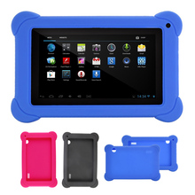 Popular 7 Inch Tablet Cute Silicone Gel Protective Case XXM
