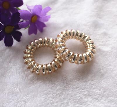 2-3-6PCS-New-Fashion-Women-Headdress-Head-Flower-Hair-Accessories-Telephone-Wire-Hair-ring-Hair
