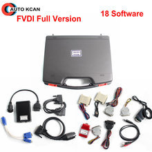 Network Version Original FVDI 2015 Version FVDI Full Version (Including 18 Software) ABRITES FVDI No Use Time Limited(China)