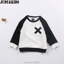 autumn children T-shirt for boys cotton long sleeve kid boys tops brand sweatshirt winter hoodie solid blank shirt baby clothes