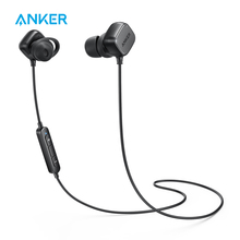 Anker SoundBuds Tag In-Ear Bluetooth 4.1 Wireless Earbuds Smart Magnetic Headphones with aptX Noise Cancellation 6 Hour Playtime