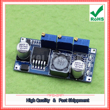 2pcs Constant current constant voltage module LED drive lithium ion battery charging input 7V-35V output 1.3V-30V BOARD(China)