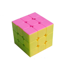 Three Layer Magic Cube Puzzle Games Intelligence Blocks Speed Square Brinquedo Learning Resources Oyuncak Cubes For Kids 60D0652(China)
