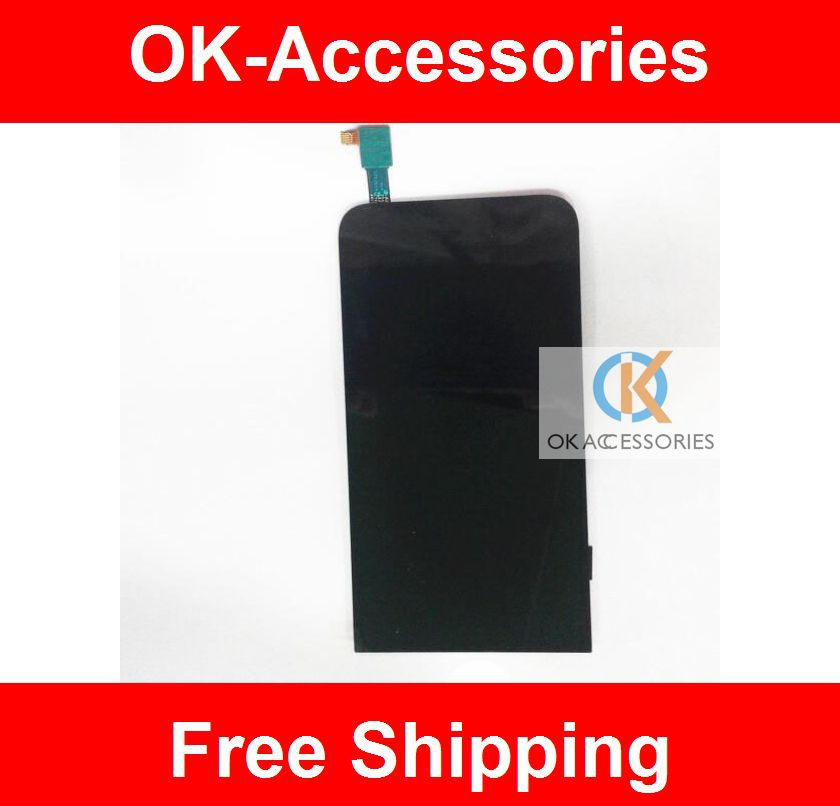 100% Test  For HTC Desire 616 D616w LCD Display+Touch Screen Digitizer Completed Assembly 1PC/Lot<br><br>Aliexpress