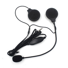 Binmer Superior Quality Interphone Multi Intercom headset For MP3 Cell phone for Motorcycle Helmet Drop Shipping OCT21(China)