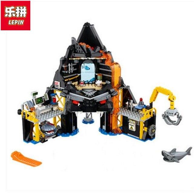Lepin 06054 528Pcs Ninja Water anime action Figures Building Blocks Bricks Toys for Kids Christmas Gifts 70611<br>