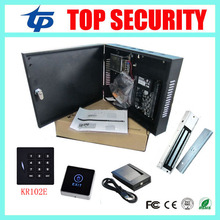 C3-100 access control panel with all access control accessories card door access control one door access control system