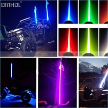 Free Shipping 1pc 6ft Off-Road Safety LED Whips Light(China)