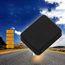 Portable Black Mini Car GPS Tracker Anti-theft GPS+LBS Positioning Motorcycle GPS Tracker Pet Locator Real Time Tracking Device