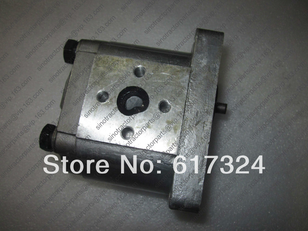 DFH180 tractor, the gear pump, pat number:18.22.001<br>