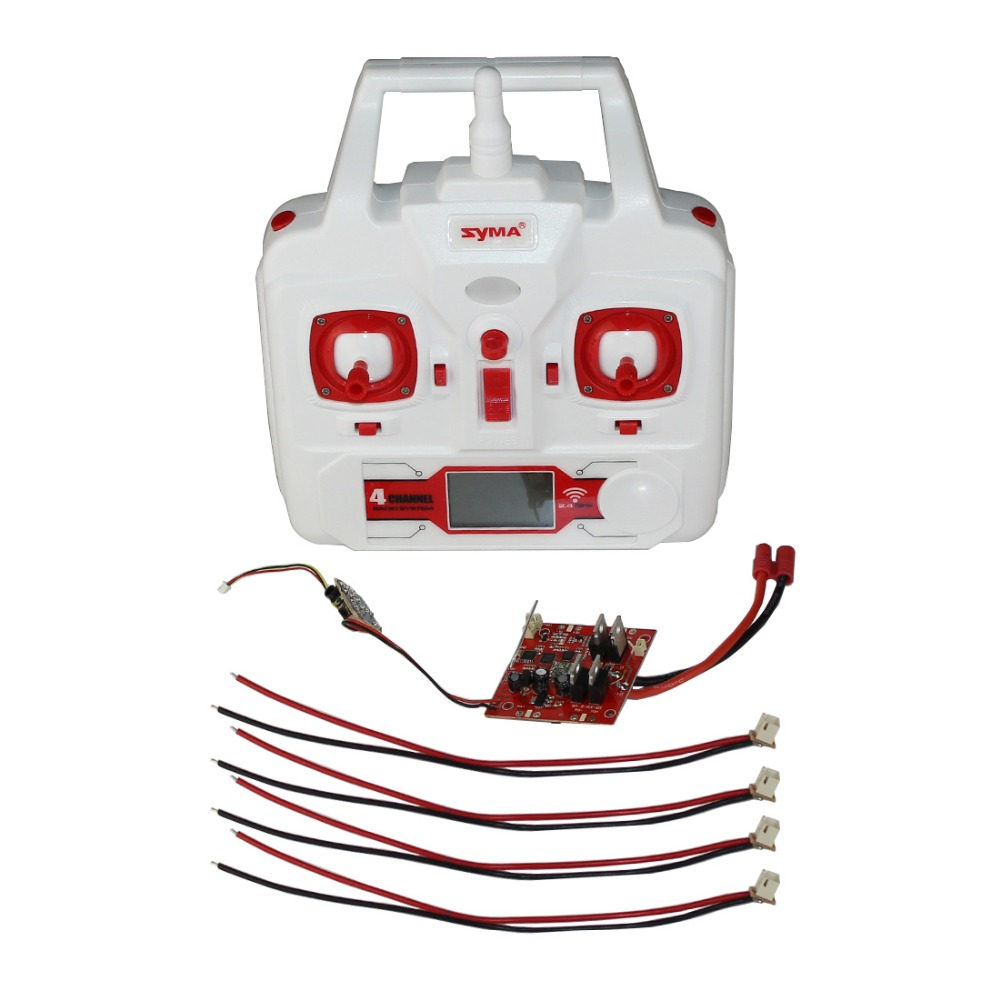 SYMA X8HG X8HW X8HC Remote Control &amp; Receiver Circuit Board RC Quadcopter Helicopter Drone Accessories Spare Parts<br><br>Aliexpress