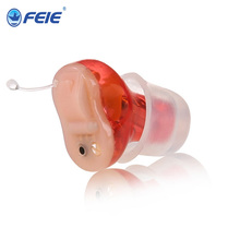 Deaf products headphones ear hearing aid batteries a10 open fit CIC sound amplifier S-11A free shipping