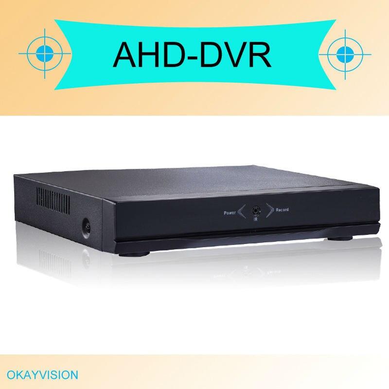 NEW 4ch P2P H.264 1080N ahd dvr, Compatibility Analog Camera 1080P 960P 720P AHD Camera 1080N AHD DVR mobile software XMEye<br>