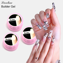 vernis Semi Permanent Good Nail Extending UV Builder Gel Nail Art DIY Transparent Clear White Pink Color Hard Cover Gel(China)
