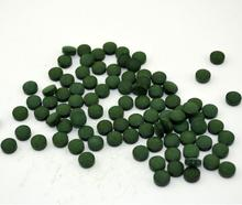 Export level Organic spirulina Tablets (250mg Per Tablet, Pack of 1000) free shipping