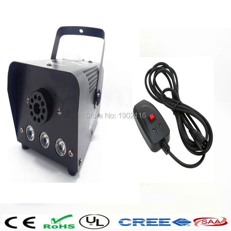 LED 400W RGB chage color Wire control fog machine pump/dj disco led smoke machine for party wedding Christmas stage led fogger<br><br>Aliexpress
