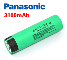 Original Panasonic 18650 NCR18650A Rechargeable Li-ion Battery 3.7V 3100mAh Batteries - MasterFire Officical Store store