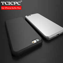 Case For IPhone 6 6S Plus Luxury Full Body Protected Cover Original TCICPC Brand Hard Case For Apple IPhone 6s 6s Plus(China)