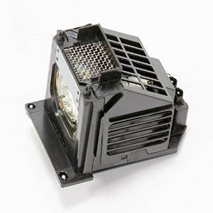Projector Lamp Bulb 915P061010 for Mitsubishi WD-57733 WD-57734 WD-57833 WD-65733 WD-65734 WD-65833 with Housing<br>