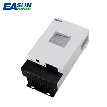 60A MPPT Solar Charge Controller EASUN POWER 48V Solar Regulator 3000w Charge Controller 24V Solar Charger 12V Battery Charger(China)
