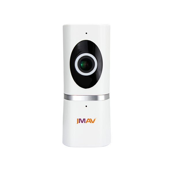 JMAV 1080P Mini Wireless IP Camera,360 Degree Fisheye HD WiFi Camera for Home Security / Baby Monitoring / Plug &amp; Play<br>