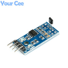 5 pcs 3144E Hall Sensors Module Hall Swiches Speed Counting Sensor Module DIY Smart Car Integrated Circuits