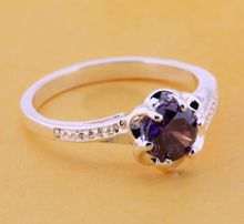 R218 Fine silver plated wholesale jewelrys,Hot sale Factory price charm free shipping 925 fashion ring /aguaiyba agyaiyfa(China)
