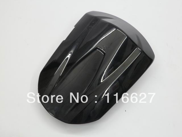 Black Rear Pillion Seat Cowl Cover For 2008-2009 Suzuki GSXR GSX-R 750 K8<br>