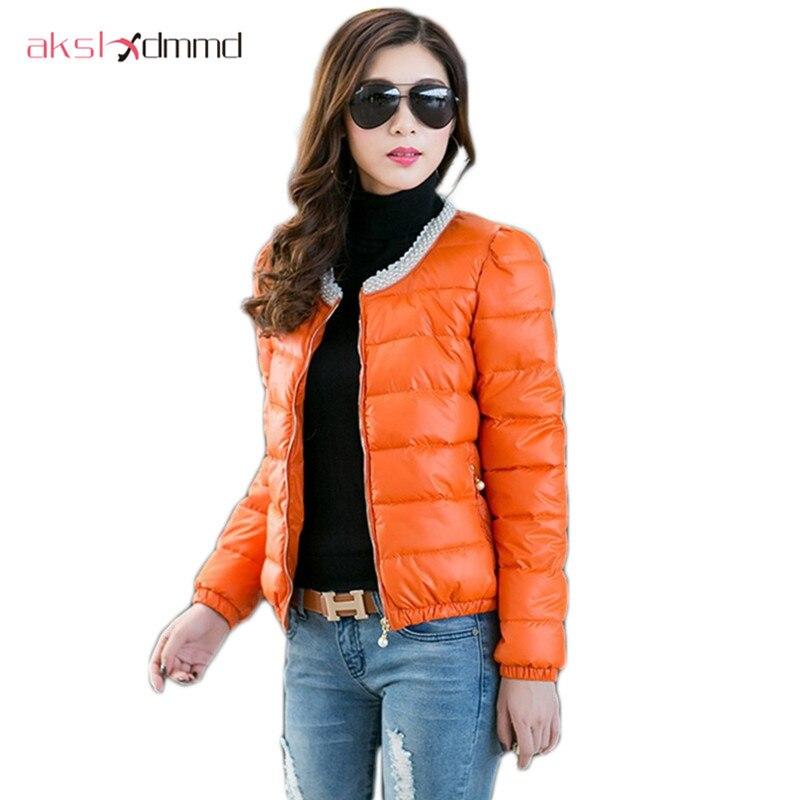 Women Cotton-padded Wadded Coat 2017 New Desigual Beading Lace Patchwork Thin Warm Short Parkas Overcoat Jacket Casual ZL3579Îäåæäà è àêñåññóàðû<br><br>