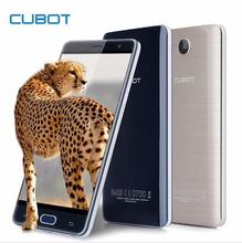 Original CUBOT Cheetah 4G 5.5 inch FHD Smartphone Android 6.0 MTK6753A Octa Core Cellphone 3GB+32GB 13MP Fingerprint ID Mobile Phone - China_Product Store store