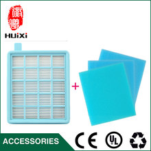 HEPA filter with high quality and cheap Vacuum Cleaner Parts and filter cartridge for FC8471 FC8472 FC8432 FC8470(China)