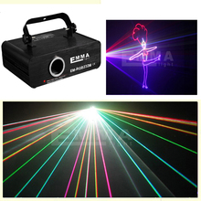 2016 DHL 1000mW Show Laser Light Red Green Blue 1w RGB full color animation laser Stage light, 1000RGB