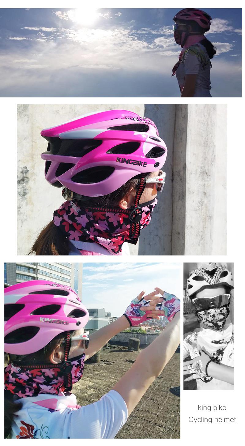 Cycling Helmet Pink Woman Road Bicycle Helmet-13