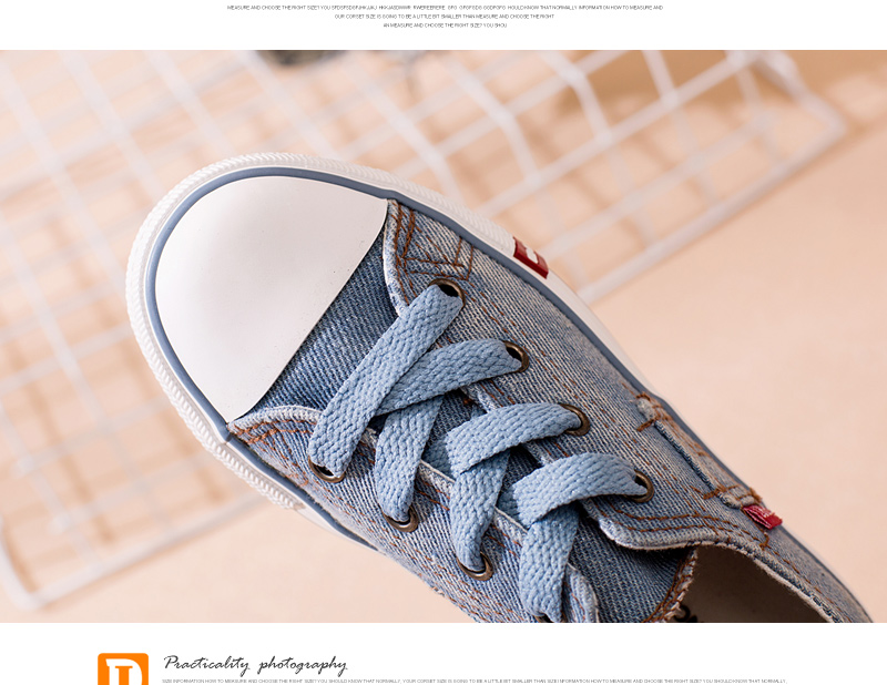 Denim Jeans Boys Sneakers Kids Shoes Girls New 2018 Brand Autumn Fashion Zip Canvas Breathable Casual Rubber Sole Children Shoes 1701 (8)