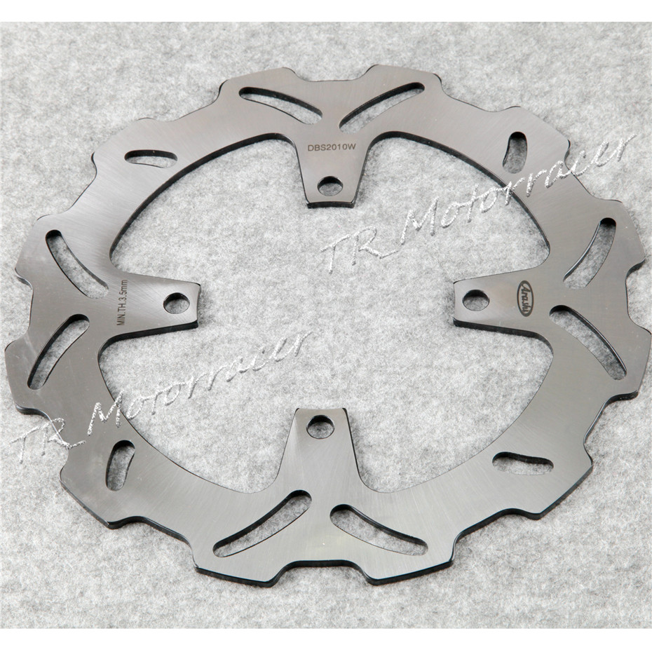 Motorcycle Front Brake Disc Rotor For KAWASAKI KX125 KX250 2003-2005&amp; KX F 250 2004-2005 For Suzuki RMZ250 2004-2006 <br>