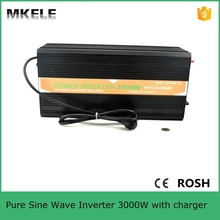 MKP3000-481B-C 3000 watt power inverter circuit 48vdc to 120vac 3000w pure sine wave inverter charger with universal socket(China)