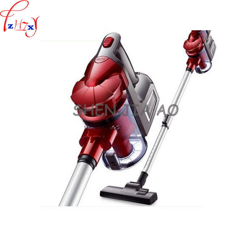 Household hand-held vacuum cleaner mute carpet in addition to mites high-power strong vacuum cleaner 700W<br>
