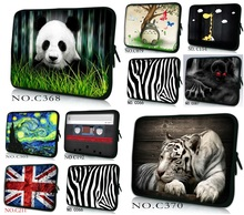 7 10 12 13 15 17 17.3 inch Laptop Sleeve Waterproof Sleeve Pouch Bag Tablet Case Cover For 7 15.6 13.3 Dell HP ASUS C#001(China)