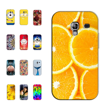 Printed Phone Cases for Samsung Galaxy Ace 2 II GT-i8160 i8160 3.8 inch Original Back Cover Case Painting Shell Skin Coque Capa(China)
